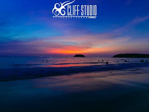 卡塔海滩旅游景点图片