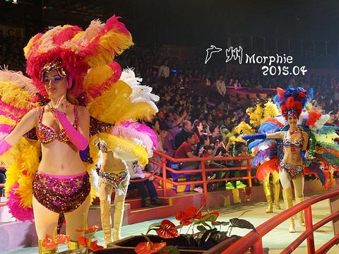 长隆国际马戏大剧院旅游景点图片
