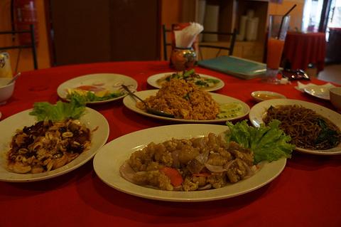 椰林中华料理旅游景点攻略图