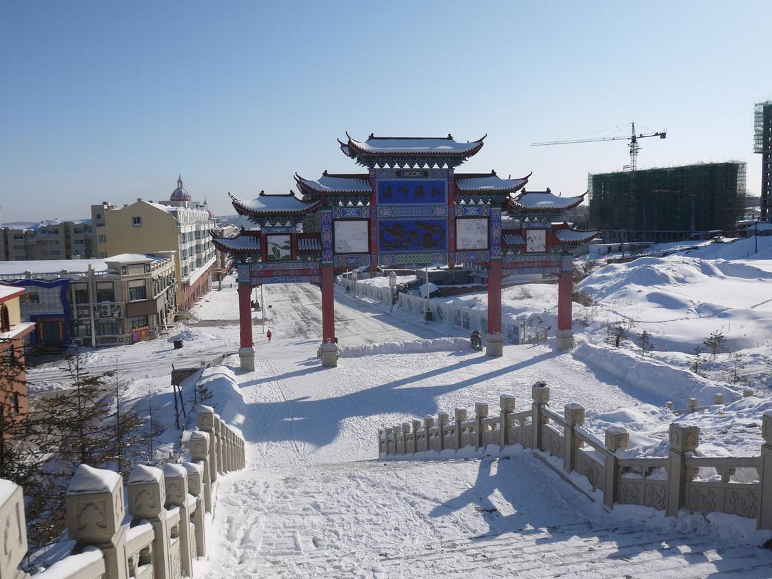 探访中国最东端—佳木斯