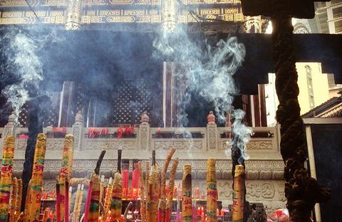 罗汉寺旅游景点攻略图