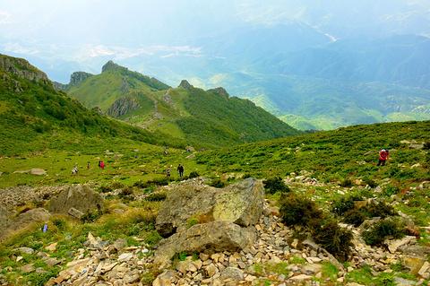 灵山自然风景区