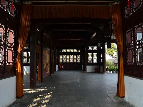 枫桥大戏台旅游景点图片