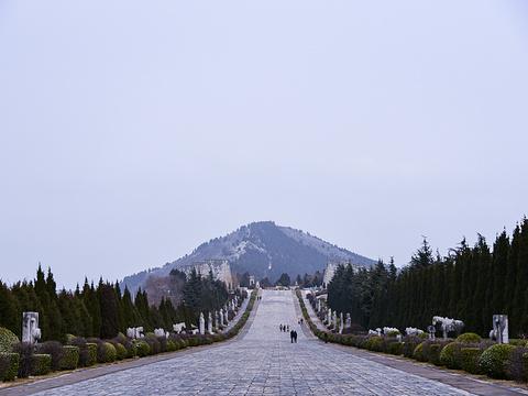 乾陵旅游景点图片