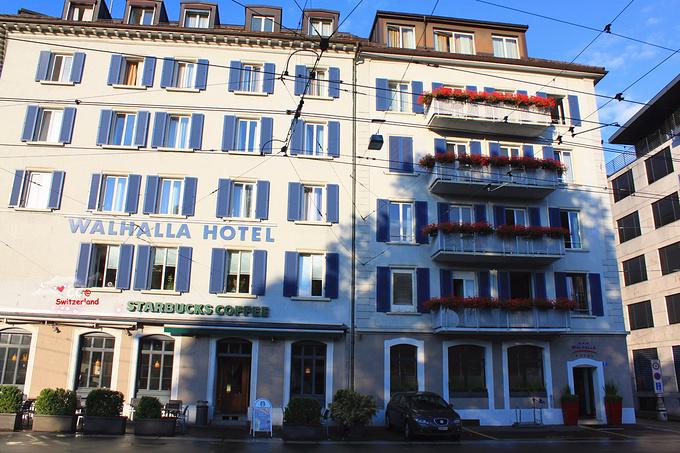 沃尔赫拉酒店图片