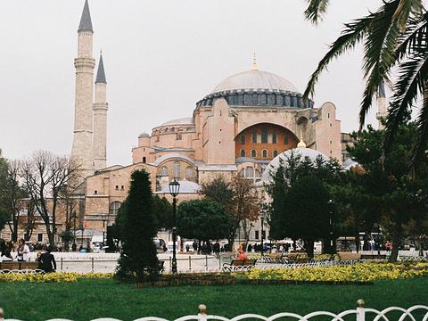 小圣索菲亚教堂旅游景点图片
