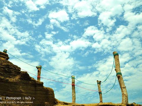 斜阳岛旅游景点图片