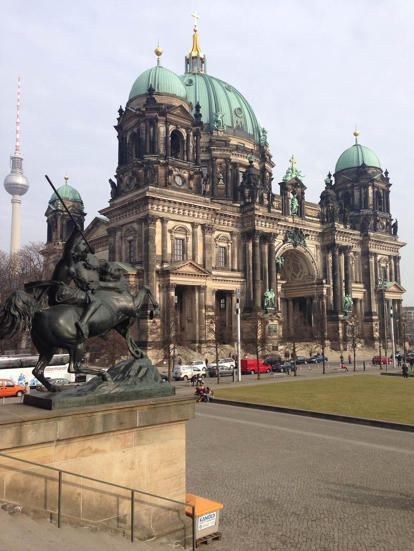 在柏林三天半的不一样感觉