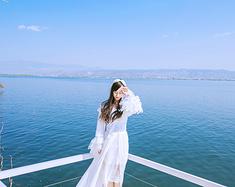 #春之女神#大理,若诗与远方都是你