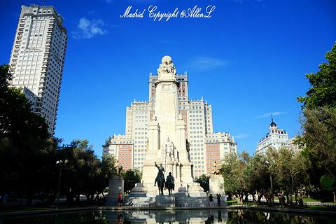 西班牙广场的图片