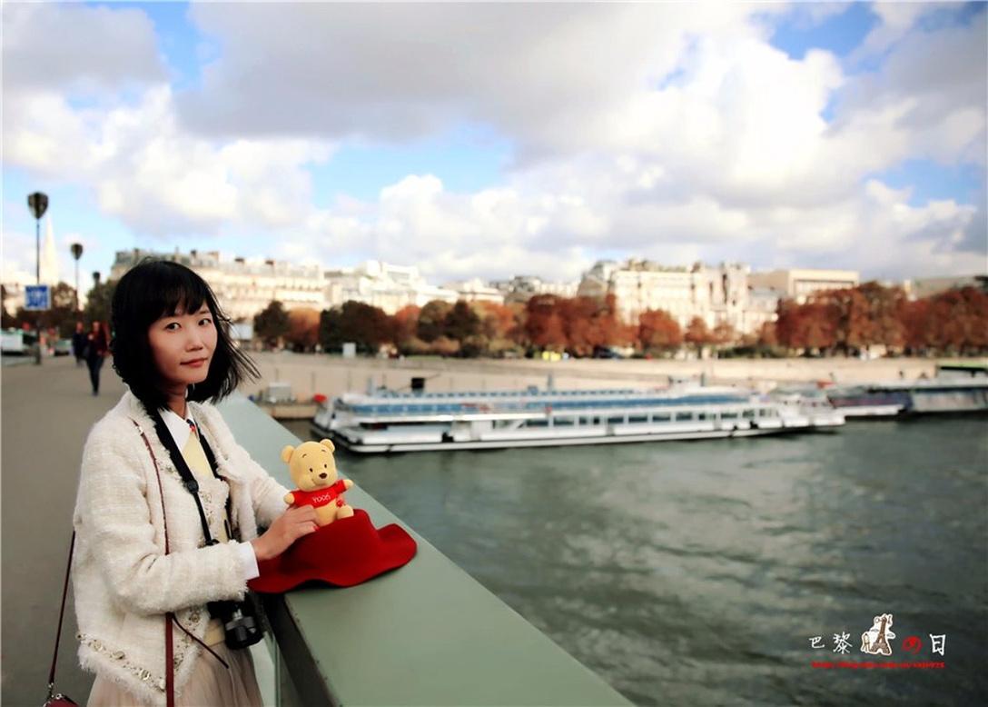 眼里的铁塔是梦里的巴黎
