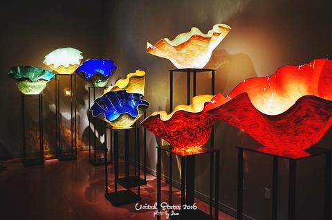 奇胡利玻璃艺术园的图片