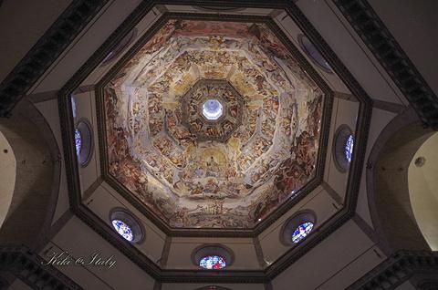 圣母百花大教堂旅游景点攻略图