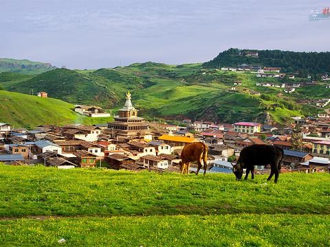 格尔底寺旅游景点图片