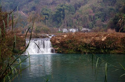 九龙瀑布群旅游景点攻略图