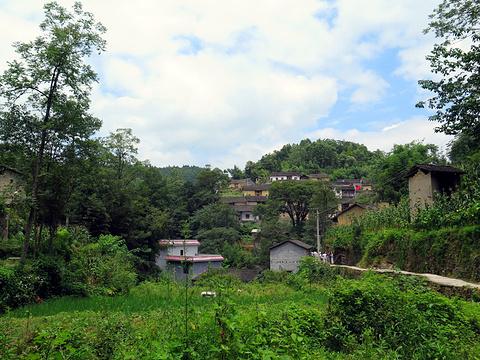 苗人谷旅游景点图片