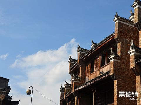 景德镇瓷器一条街旅游景点图片
