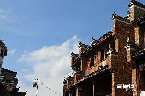 景德镇瓷器一条街旅游景点攻略图