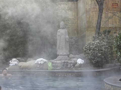 白鹿温泉旅游景点图片