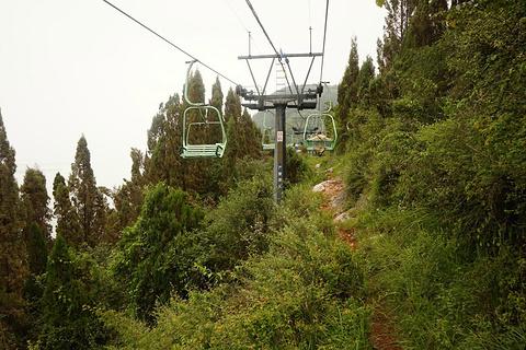 西山森林公园旅游景点攻略图
