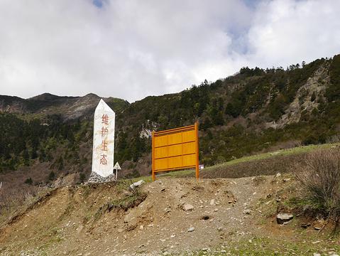 巴朗山旅游景点攻略图