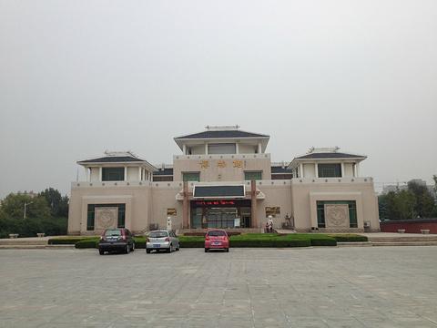 东营历史博物馆旅游景点攻略图
