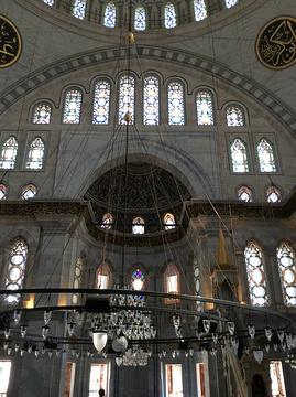 艾郁普苏丹清真寺旅游景点攻略图