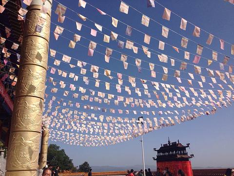 香山寺旅游景点图片