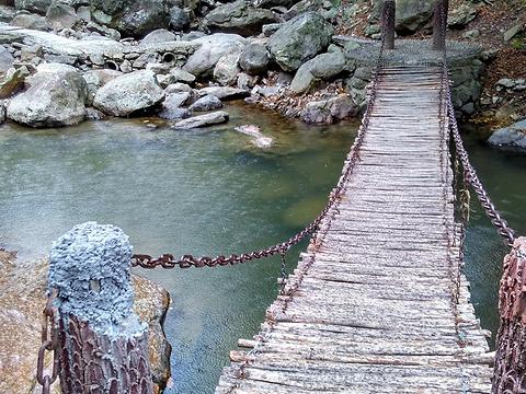神丽峡旅游景点图片