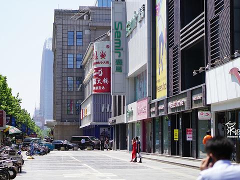 泉城路旅游景点图片