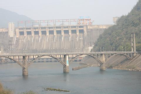 新安江水电站旅游景点攻略图