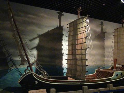 青岛市博物馆旅游景点图片