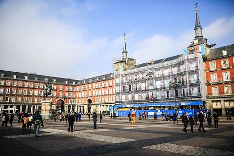 马德里市政广场