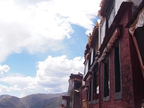 直贡梯寺旅游景点图片