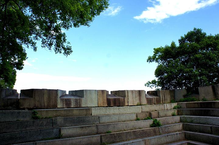 """""""呼吸新鲜空气,晒太阳_大阪城公园""""的评论图片"""