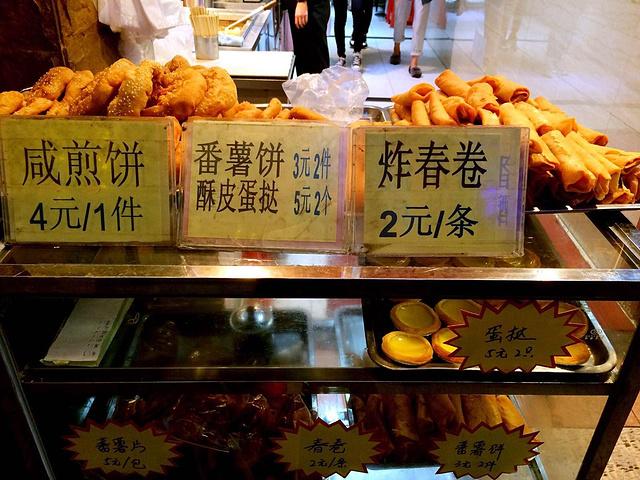 """""""這邊壽司店很多,隔一段距離就有一家,很多小店,看到壽司店,就停不下來,不知道從什麼時候開始喜歡..._北京路步行街""""的评论图片"""