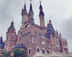 梦幻世界—上海迪士尼