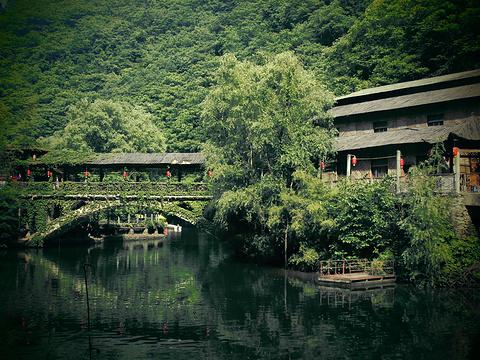 金丝峡景区旅游景点图片