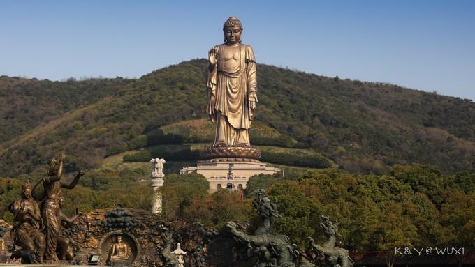 灵山胜境图片