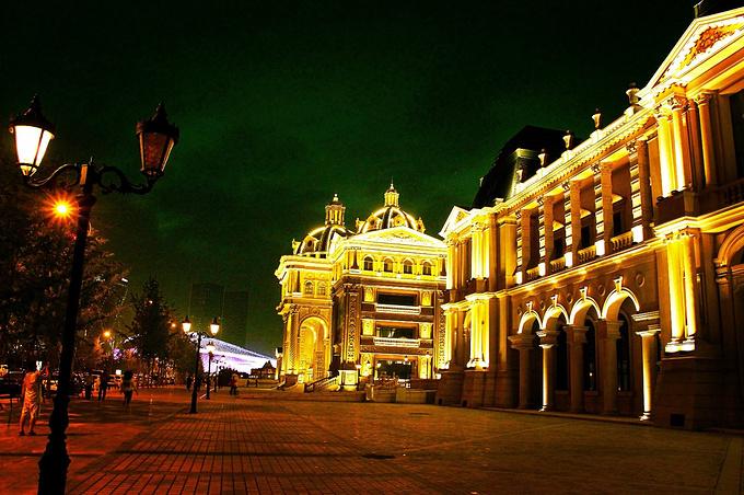 大连 威尼斯水城图片