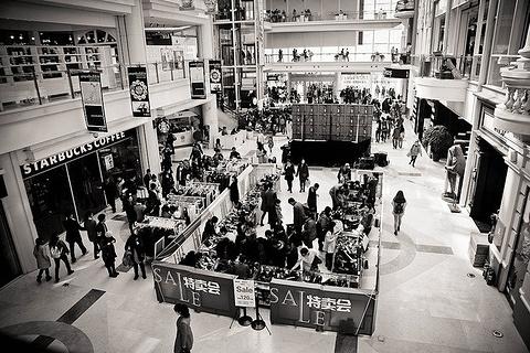 金安国际购物广场旅游景点攻略图
