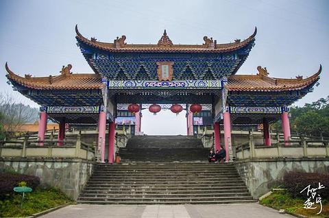 广德灵泉风景区旅游景点攻略图