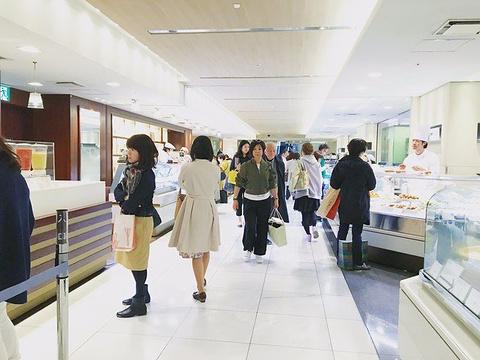 伊势丹(新宿本店男装馆)旅游景点攻略图