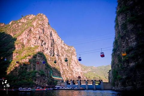 龙庆峡旅游景点图片