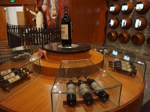 张裕酒文化博物馆旅游景点图片