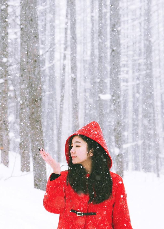 下雪的北海道,却是无尽的温暖