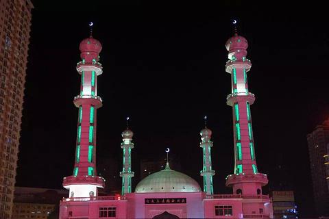 西关清真大寺旅游景点攻略图