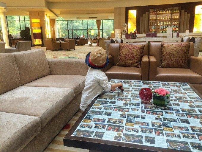 万丽天津宾馆饕廊自助餐厅图片