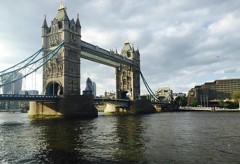 泰晤士河旅游景点攻略图