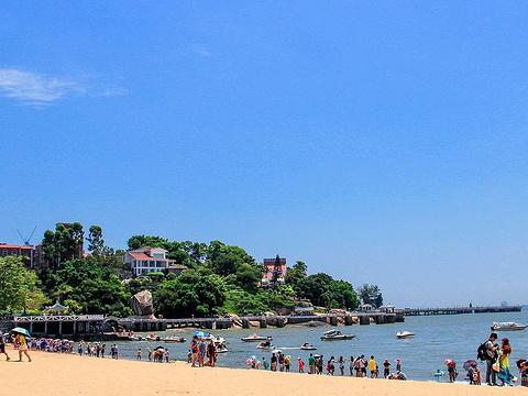 港仔后海滨浴场旅游景点图片